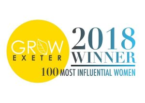 Grow Exeter 2018 Winner Most Influential Women